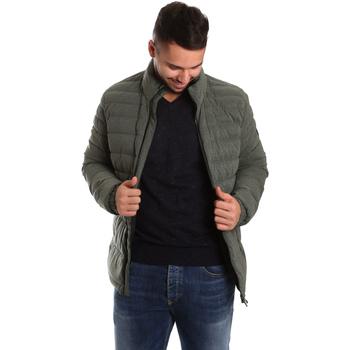 textil Herr Täckjackor Ea7 Emporio Armani 6YPB23 PNB7Z Grön