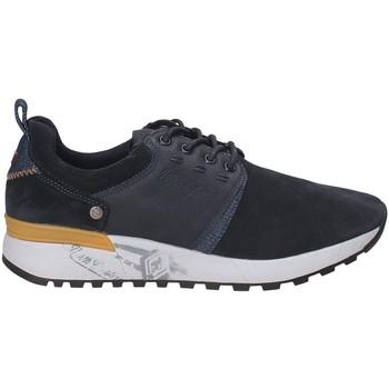 Skor Herr Sneakers Wrangler WM172190 Blå