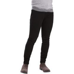 textil Herr Chinos / Carrot jeans Sei3sei PZV21 7275 Svart