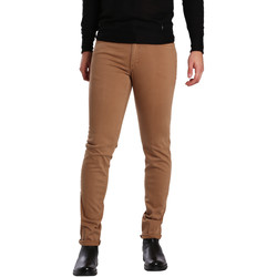 textil Herr 5-ficksbyxor Sei3sei PZV16 7239 Beige