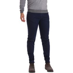 textil Herr 5-ficksbyxor Sei3sei PZV17 7257 Blå