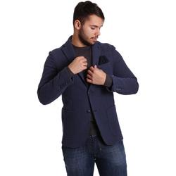 textil Herr Jackor & Kavajer Sei3sei PZG9 7290 Blå