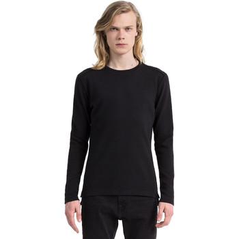 textil Herr Tröjor Calvin Klein Jeans J30J303658 Svart