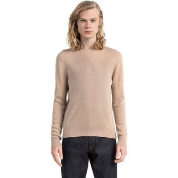 textil Herr Tröjor Calvin Klein Jeans J30J305885 Beige