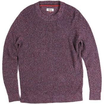 textil Herr Tröjor Tommy Hilfiger DM0DM02927 Röd