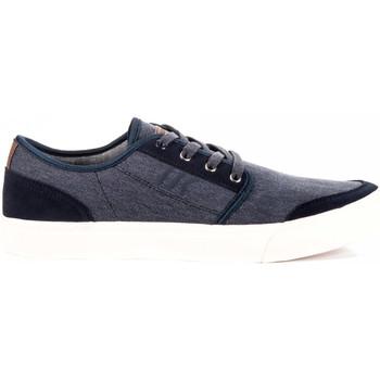 Skor Herr Sneakers Lumberjack SM44405 001 N58 Blå