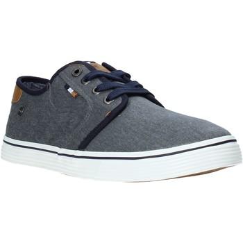 Skor Herr Sneakers Wrangler WM01040A Blå