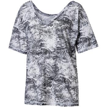 textil Dam T-shirts Puma 515721 Grå
