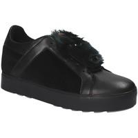 Skor Dam Sneakers Apepazza RSW03 Svart