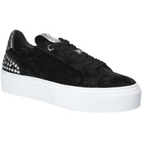 Skor Dam Sneakers Janet Sport 40912 Svart