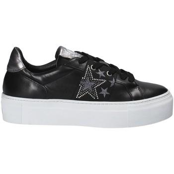Skor Dam Sneakers Janet Sport 40914 Svart