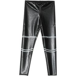 textil Dam Leggings Denny Rose 721DD20022 Svart
