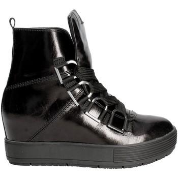 Skor Dam Höga sneakers Fornarina PI18MJ1071I000 Svart
