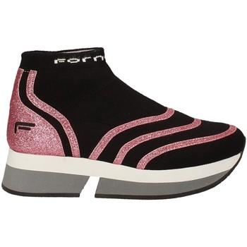 Skor Dam Höga sneakers Fornarina PI18SL1077J066 Svart