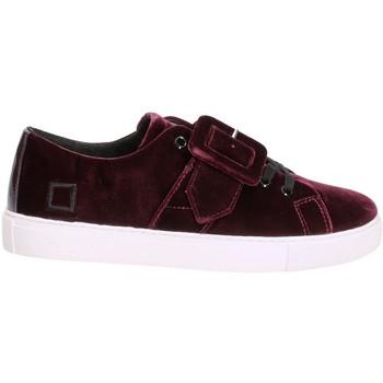 Skor Dam Sneakers Date W271-AB-VV-PU Violett