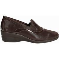Skor Dam Loafers Susimoda 871516 Brun