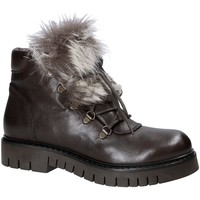 Skor Dam Boots Mally 5985 Brun