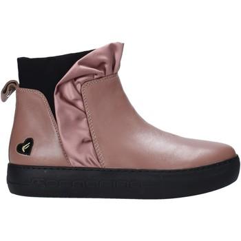 Skor Dam Boots Fornarina PI18YM1067V067 Rosa