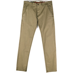 textil Herr Chinos / Carrot jeans Gaudi 811FU25033 Grön