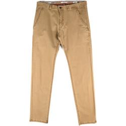 textil Herr Chinos / Carrot jeans Gaudi 811FU25033 Beige