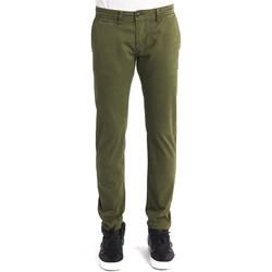 textil Herr Chinos / Carrot jeans Gaudi 821BU25007 Grön