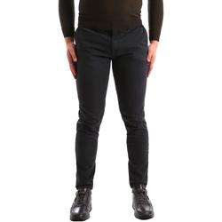 textil Herr Chinos / Carrot jeans Gaudi 821FU25013 Grå