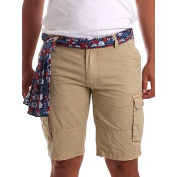 textil Herr Shorts / Bermudas Gaudi 911BU25034 Beige