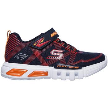 Skor Barn Sneakers Skechers 90542N Blå