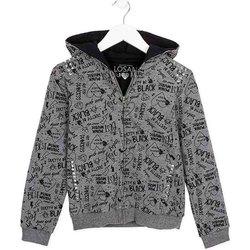 textil Barn Sweatshirts Losan 724 6017AB Grå