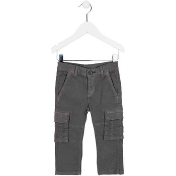 textil Barn Cargobyxor Losan 725 9011AC Grön
