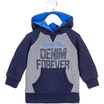 textil Barn Sweatshirts Losan 725 6003AC Blå