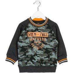 textil Barn Sweatshirts Losan 725 6008AC Grön