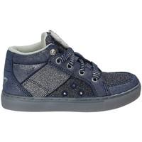 Skor Barn Höga sneakers Lelli Kelly L17I6512 Blå