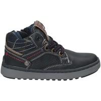 Skor Barn Höga sneakers Wrangler WJ17220 Blå