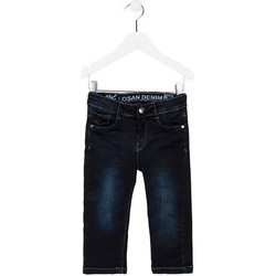 textil Barn Stuprörsjeans Losan 725 9005AC Blå