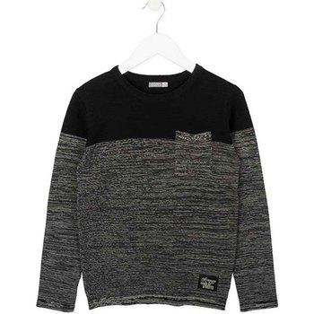textil Barn Tröjor Losan 723 5008AA Svart