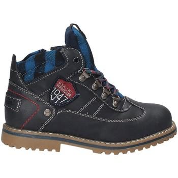 Skor Barn Boots Wrangler WJ17212 Blå