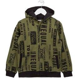 textil Barn Sweatshirts Losan 723 6007AA Grön