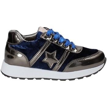 Skor Barn Sneakers Grunland SC3488 Blå