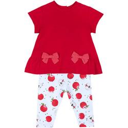 textil Flickor Set Chicco 09076397000000 Röd