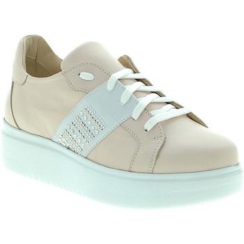 Skor Dam Sneakers Exton E04 Rosa