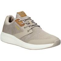 Skor Herr Sneakers Wrangler WM91060A Beige
