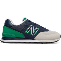 Skor Herr Sneakers New Balance NBML574UPZ Blå