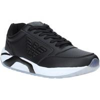 Skor Herr Sneakers Ea7 Emporio Armani X8X022 XK116 Svart