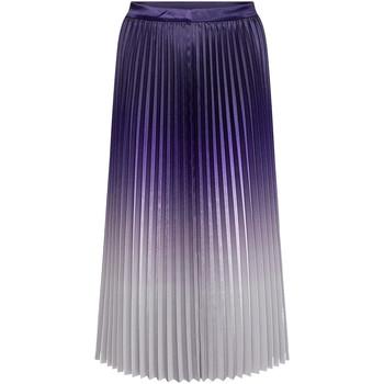 textil Dam Kjolar Tommy Hilfiger WW0WW26644 Violett