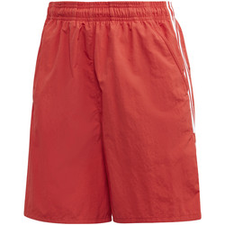 textil Dam Shorts / Bermudas adidas Originals FM2597 Röd