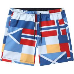 textil Herr Badbyxor och badkläder Napapijri NP0A4EC8 Blå