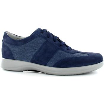 Skor Herr Sneakers Stonefly 108522 Blå