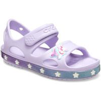 Skor Barn Sandaler Crocs 206366 Rosa