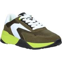 Skor Herr Sneakers Lumberjack SM81511 001 V43 Grön